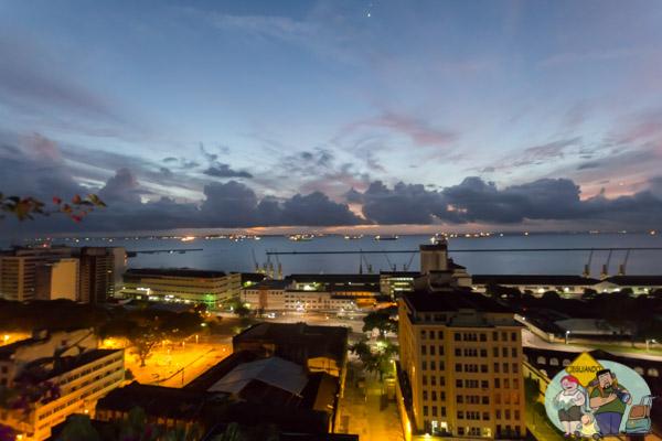 Vista do Cafelier do Carmo. Santo Antônio. Salvador, BA. Imagem: Erik Araújo
