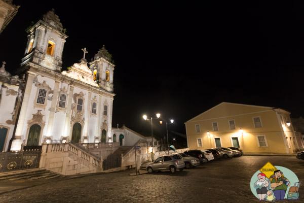 Igreja do Carmo. Imagem: Erik Araújo