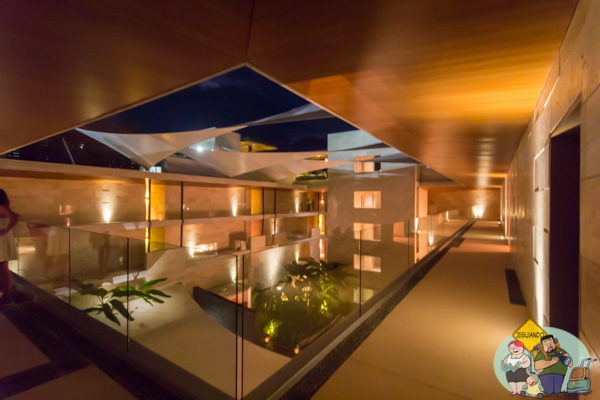 Hotel Lat20. Imagem: Erik Araújo