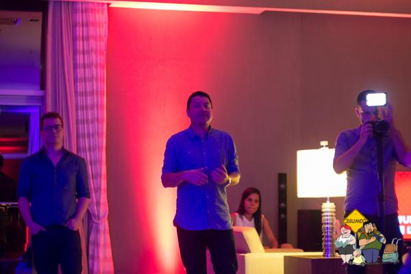 Time de Marketing do Hotéis.com. Imagem: Erik Araújo