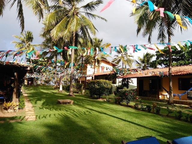 Pousada Praia das Ondas. Itacimirim, Bahia. Imagem: Janaína Calaça