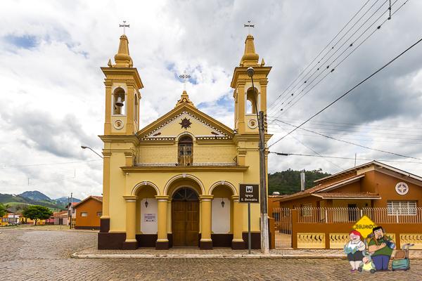 Igreja de São Benedito. Imagem: Erik Araújo