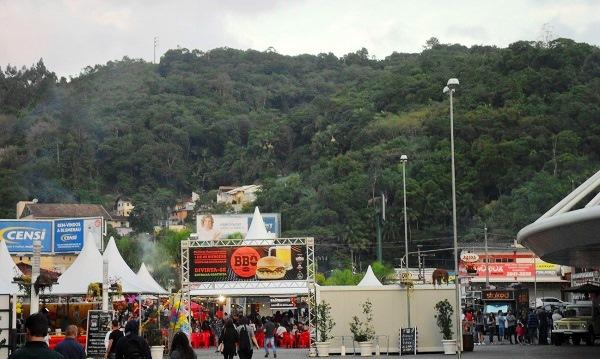 Festival do Hambúrguer. Imagem: Lorena Grisi