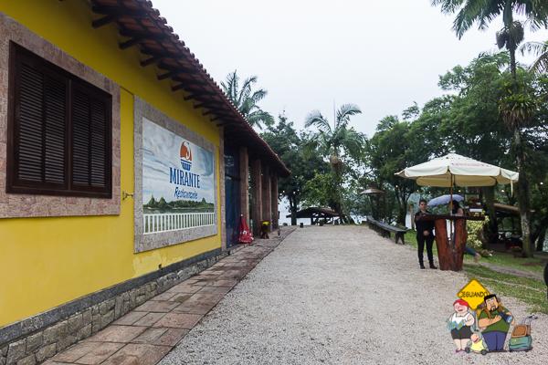 Mirante Restaurante. Estrada Velha do Mar, São Paulo. Imagem: Erik Araújo