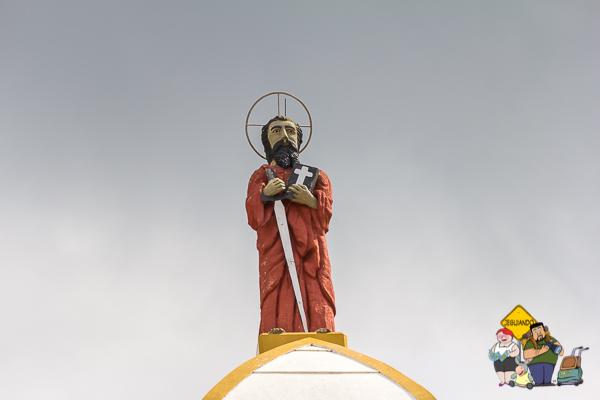 Igreja Matriz de São Bento do Sapucaí. Imagem: Erik Araújo