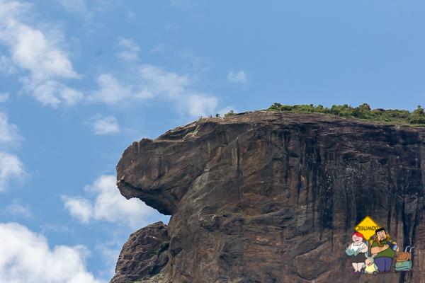 Pedra do Baú. São Bento do Sapucaí. Imagem: Erik Araújo