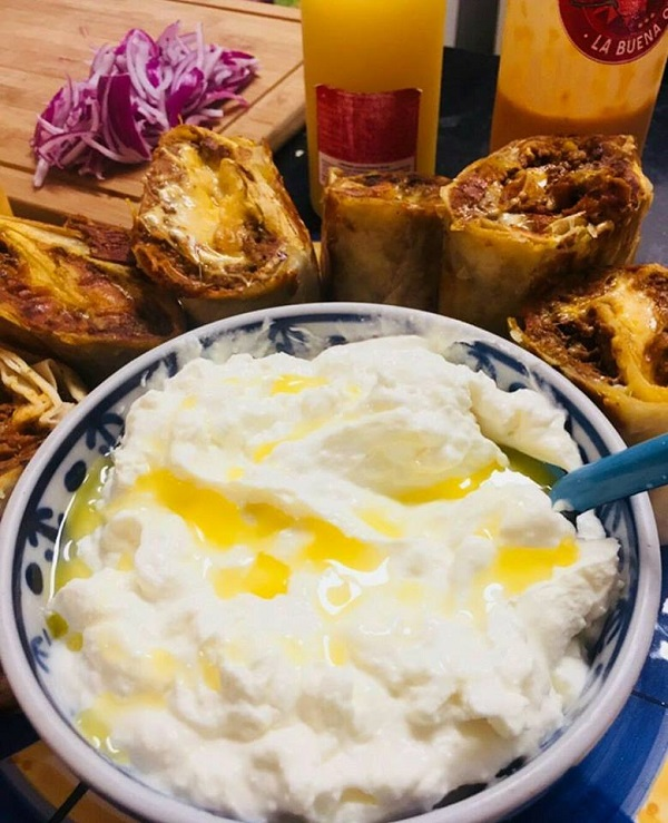 Burritos. La Buena Onda Fast Casual. Imagem: Erik Araújo