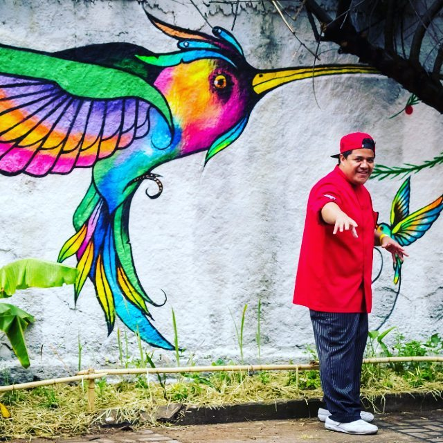 Chef Arturo Herrera, idealizador do La Buena Onda. Imagem: Divulgação
