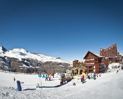 Imagem: Divulgação Valle Nevado