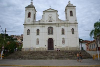 Igreja da Matriz, antes do desabamento