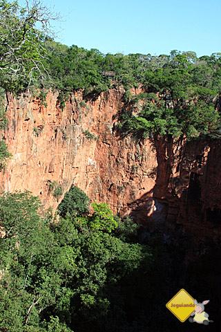 Buraco das Araras, Bonito, Mato Grosso do Sul. Imagem: Erik Pzado.