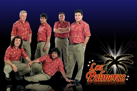 Los Palmeras, o melhor da Cumbia Argentina! E tenho dito!