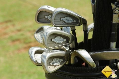 Partidas de Golf fazem parte das inúmeras atividades oferecidas pelo Broa Golf Resort. Imagem: Erik Pzado.