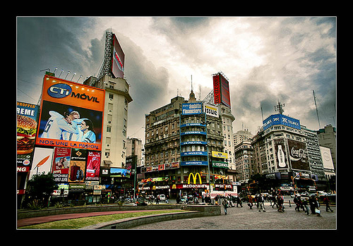 Buenos Aires. Imagem: Gustavo Buriola