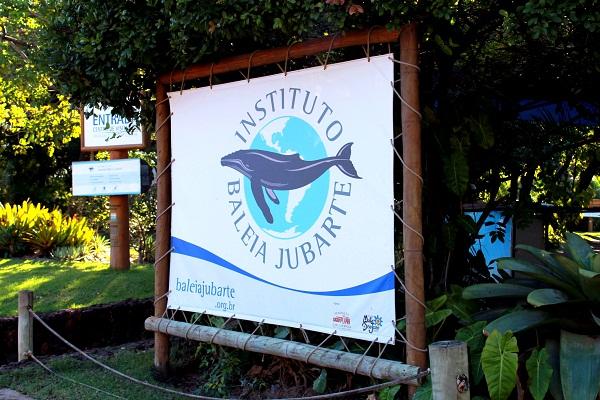 Instituto e Projeto Baleia Jubarte - Praia do Forte, BA - Jeguiando :  Jeguiando